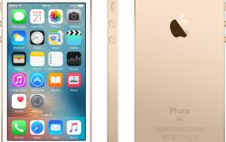 Apple iPhone S E-16 GB-Rose Gold \Gold\Silver\Gray for Rs.31,499