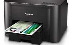 Canon Maxify iB4070 Office Single Function Inkjet Printer For Rs  9299