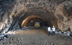Kuthiran Tunnel Construction at NH  Palakkad-Thrissur