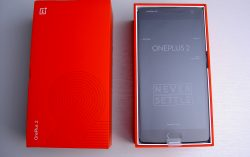 OnePlus 2 Unboxed (SandStone Black) (64GB) for Rs.16,599