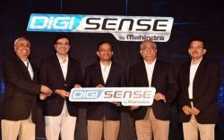 Mahindra Launches DiGiSENSE – a Game Changing Connected Vehicles Technology Platform