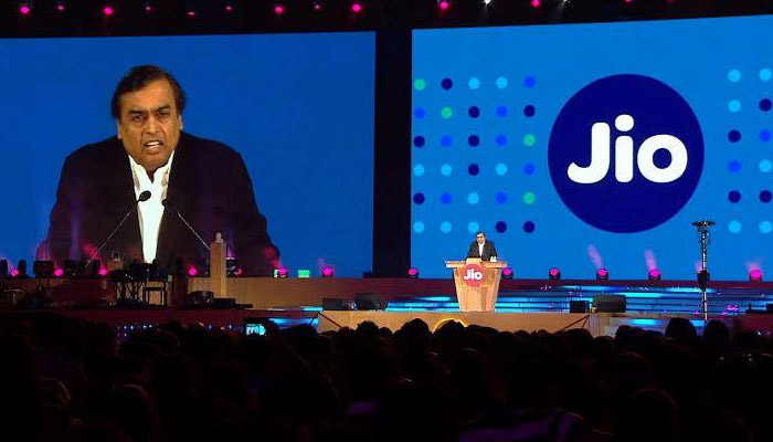 Reliance JIO 4G Commercial Launch