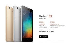 mi-redmi-3s-sale-today-17th-aug