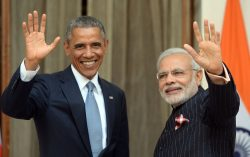 Satire: Narendra Modi & Obama were talking in a bar