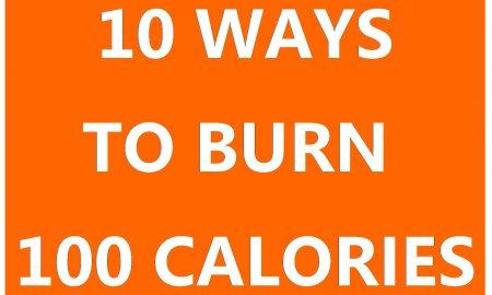 ways-to-burn-100-calories