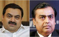 Did BJP has helped Ambanis & Adanis ?