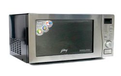 Godrej GMX 20 CA5 MLZ 20 Litre Convection Microwave (Silver) for Rs.6,499