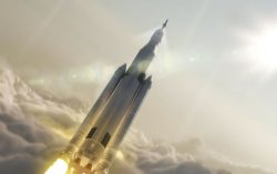 India Working on Mega Space Launcher