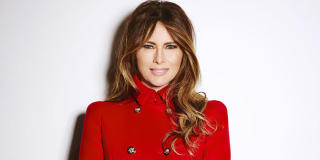 Melania Trump Us First Lady, Unknown Facts, She Had Posed Naked For A Magazine-4670