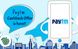 Paytm Mobile and DTH Recharge Offers for November 2016