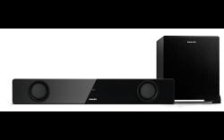 Philips HTL1041 Bluetooth Soundbar  (2.1 Channel) for Rs.5,599