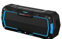 SoundPeats P3 Outdoor IP65 Water Resistant Portable Bluetooth Speaker (Blue) for Rs.1,499