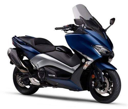 yamaha motor releases new 2017 tmax for europe. Black Bedroom Furniture Sets. Home Design Ideas