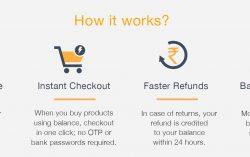 Go Cashless by Amazon India: Up to 15% off on Gift Card Balance