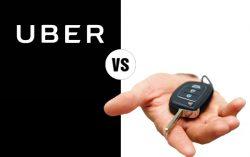 Buying a car v/s UBER