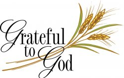 Are we truly grateful to God for your life
