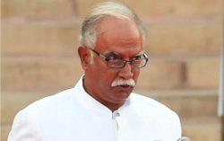Shri P. Ashok Gajapathi Raju condoles the passing away of Ms. J. Jayalalithaa