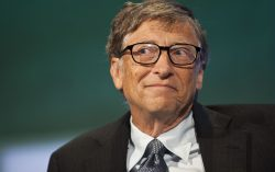Satire: Bill Gates organized an enormous session to recruit a new Chairman for Microsoft Europe.