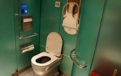 Bio Toilet Project in Indian Railways