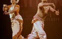 Lingaraj and Sanjukta Pradhan – Famous  Odissi Dancers