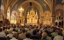 20 Things To Do And Not Do at Mass