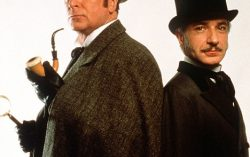Sherlock Holmes and Dr Watson were going camping…