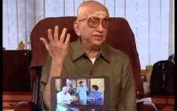 PM condoles the demise of Shri Cho Ramaswamy