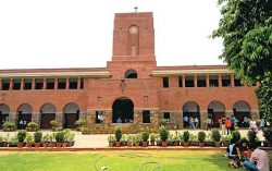 President of India Addresses Founder's Day Celebration of St. Stephen's College