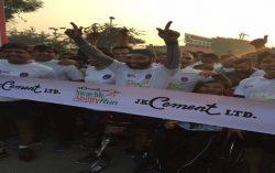 Swachh-Ability Run 2016 at Noida
