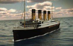 Titanic Replica