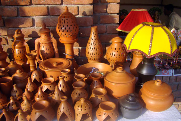 Indigenous handicrafts are a cherished aspect of the Handicraft things for home decoration