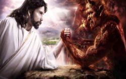 Even the devil obeys God