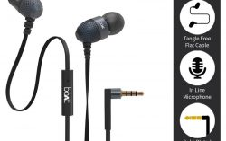 boAt BassHeads 200 In Ear Wired Earphones With Mic Worth Rs 1100 For Rs 449
