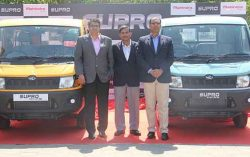 Mahindra Launches Supro Minivan and Minitruck