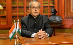 President of India's Message on the Eve of National Day of Kuwait