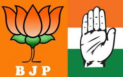 My problem is not BJP and Congress