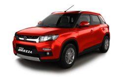 Maruti Suzuki Vitara Brezza emerges the most popular SUV
