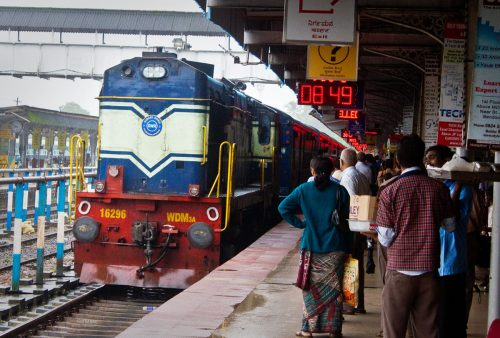 Indian Railways faces increasing competition from road, air transport:  Railway Minister Suresh Prabhu - IBTimes India