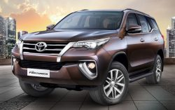 Toyota Kirloskar Motor Registers a Whopping 81% Growth in the month of March 2017
