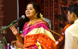 S. Mahathi- Famous Carnatic Musician
