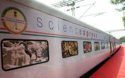 Science Express Train in Mumbai CST  – 19th – 22nd July 2017