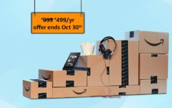 Hurry, this is the last chance to join Amazon Prime at Rs.499/year