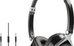 Motorola Pulse 2 Headset with Mic  (Black, Over the Ear) now available for Rs.499