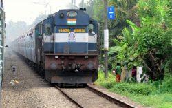 Ustad Bismillah Khan was traveling by train from Jamdshedpur to Varanasy