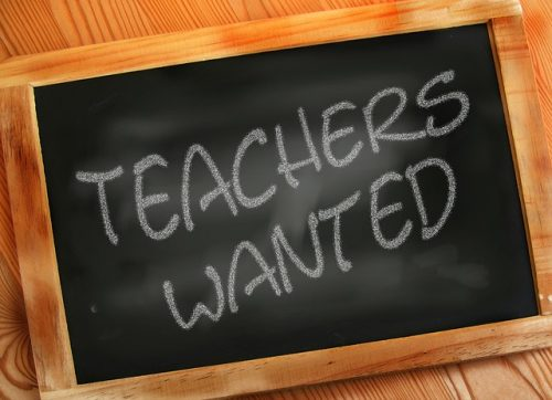 Teacher jobs