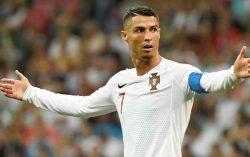 Christiano Ronaldo's lesson!
