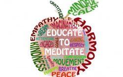 Wonderful comparison between Education  & Meditation