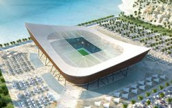 Qatar Football World Cup 2022 Stadium