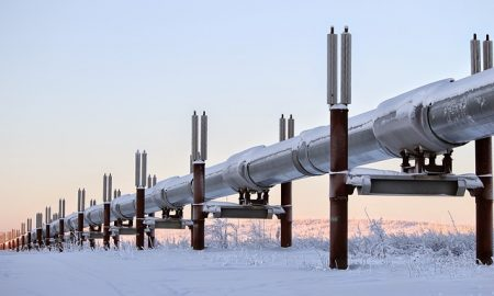 Oil Gas Pipeline