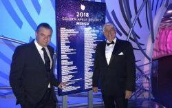 Casa Dorada Los Cabos, Resort & Spa Receives Golden Apple Award for Outstanding Service